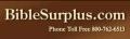 Bible Surplus